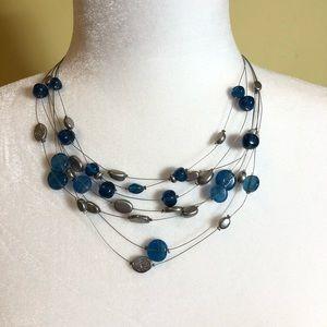 Lia Sophia Caspian Sea Necklace